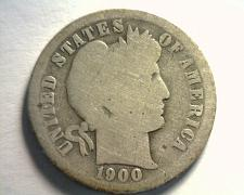 Buy 1900-O BARBER DIME GOOD G NICE ORIGINAL COIN FROM BOBS COINS FAST SHIPMENT