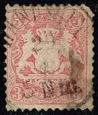 Buy Germany-Bavaria #24 Coat of Arms; Used (1.60) (0Stars) |BAY024-01XVA