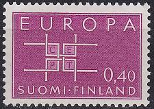 Buy FINLAND SOUMI [1963] MiNr 0576 ( **/mnh ) CEPT