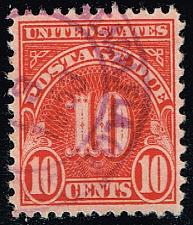 Buy US #J84 Postage Due; Used (0.25) (3Stars) |USAJ084-06XVA