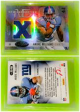 Buy Nfl Andre Williams New York Giants 2014 Panini New Generation Jersey RC /399 Mnt