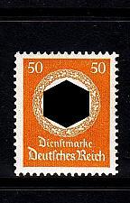 Buy GERMANY REICH Dienst [1934] MiNr 0143 ( **/mnh )