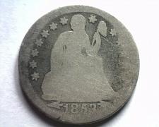 Buy 1853 ARROWS SEATED LIBERTY DIME FAIR / ABOUT GOOD FR/AG ORIGINAL COIN BOBS COINS