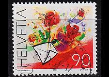 Buy SCHWEIZ SWITZERLAND [2001] MiNr 1750 ( O/used )