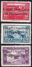 Buy ALBANIEN ALBANIA [1925] MiNr 0107 ex ( **/mnh ) [01]