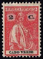 Buy Cape Verde #177 Ceres; Unused (1Stars) |CPV0177-03XRS