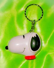 Buy VINTAGE 1980's LICENSED SNOOPY 50TH CELEBRATION 3 IN COLLECTIBLE KEYCHAIN RARE
