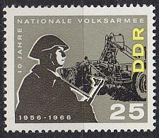 Buy GERMANY DDR [1966] MiNr 1164 ( **/mnh )
