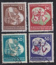 Buy GERMANY DDR [1951] MiNr 0289-92 ( OO/used ) [02]