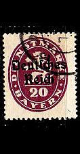 Buy GERMANY REICH Dienst [1920] MiNr 0037 ( O/used )