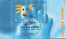 Buy GERMANY BUND [2002] MiNr 2280 Block 60 ( Sonder-O/used )