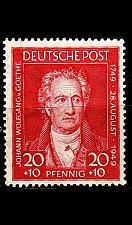 Buy GERMANY Alliiert AmBri [1949] MiNr 0109 ( oG/no gum )