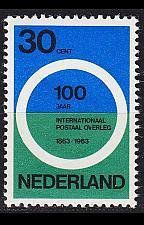 Buy NIEDERLANDE NETHERLANDS [1963] MiNr 0799 ( **/mnh )
