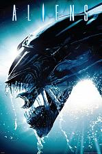"""Buy ALIENS Creature 24""""x 36"""" Hollywood Movie Poster Nos"""