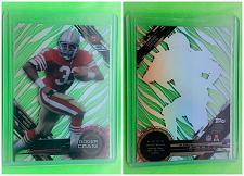 Buy NFL RODGER CRAIG SAN FRANCISCO 49ERS 2015 TOPPS HIGH TEK FOOTBALL #52 MNT