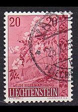 Buy LIECHTENSTEIN [1957] MiNr 0358 ( O/used ) Pflanzen