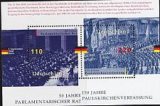 Buy GERMANY BUND [1998] MiNr 1986-87 Block 43 ( **/mnh )