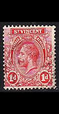 Buy ST. VINCENT [1913] MiNr 0086 ( O/used )