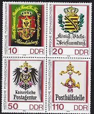 Buy GERMANY DDR [1990] MiNr 3306-09 4er ( **/mnh ) Briefmarken