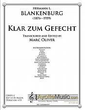 Buy Blankenburg - Klar zum Gefecht
