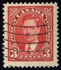 Buy Canada #233 King George VI; Used (3Stars) |CAN0233-17
