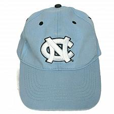 Buy North Carolina Tar Heels UNC Football Strapback Cap Hat Continental Tire Blue