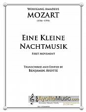 Buy Mozart - Eine Kleine Nachtmusik, First Movement