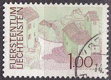 Buy LIECHTENSTEIN [1972] MiNr 0576 ( O/used ) Landschaft