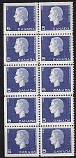 Buy KANADA CANADA [1962] MiNr 0352 ( **/mnh ) [01] 10er ob li un geschnitten!!