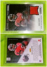 Buy Nfl Doug Martin Tampa Bay Buccaneers 2012 Panini Rookie Game-worn Jersey Mint