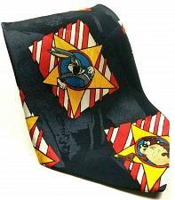Buy Looney Tunes Mania Bugs Bunny Taz Marvin Martian Star Novelty Polyester Tie