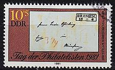 Buy GERMANY DDR [1981] MiNr 2646 ( OO/used )