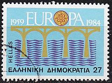 Buy GRIECHENLAND GREECE [1984] MiNr 1556 ( O/used ) CEPT