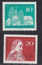 Buy GERMANY DDR [1962] MiNr 0889-90 ( **/mnh )