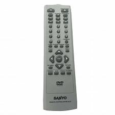 Buy Genuine Sanyo DVD Remote Control RB-SL50 Tested Works