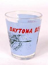 """Buy Daytona Beach Florida Boardwalk Beach Scene 2.25"""" Collectible Shot Glass"""