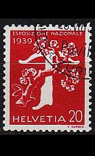 Buy SCHWEIZ SWITZERLAND [1939] MiNr 0354 z ( O/used )