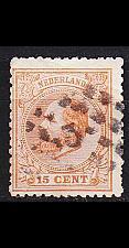 Buy NIEDERLANDE NETHERLANDS [1872] MiNr 0023 G ( O/used )