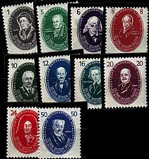 Buy GERMANY DDR [1950] MiNr 0261-70 ( **/mnh ) (mit 266 b)
