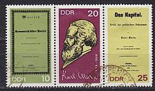 Buy GERMANY DDR [1968] MiNr 1365-67 WZd195 ( OO/used )