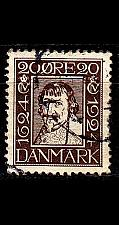 Buy DÄNEMARK DANMARK [1924] MiNr 0136 ( O/used )