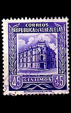 Buy VENEZUELA [1955] MiNr 1094 ( O/used ) Architektur
