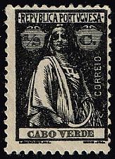 Buy Cape Verde #174 Ceres; Unused (1Stars) |CPV0174-04XRS