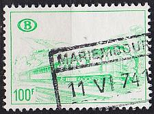 Buy BELGIEN BELGIUM [Eisenbahn] MiNr 0341 x ( O/used )