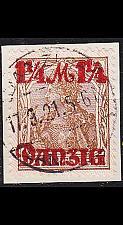 Buy GERMANY REICH Danzig [1920] MiNr 0042 II ( OO/used ) [02]