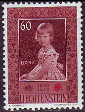 Buy LIECHTENSTEIN [1955] MiNr 0341 ( **/mnh ) [01] Rotes Kreuz