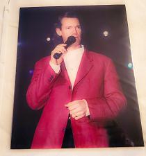 Buy Rare RANDY TRAVIS Music Superstar 8 x 10 Promo Photo Print 2