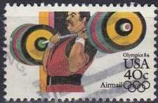 Buy USA [1983] MiNr 1625 A ( O/used ) Olympiade