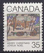 Buy KANADA CANADA [1980] MiNr 0783 ( O/used ) Weihnachten