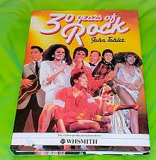 Buy VINTAGE 30 Years of Rock Hardcover 1st Edition (1986) GD-VG